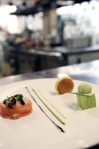 gastronomie - saumon